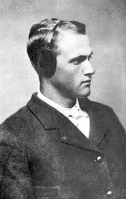 First Earmuffs 1873 - Invented by 15 yr old Chester Greenwood from Farmington ME. It became the business of his lifetime. #scenesofnewenland #soNE #soMEhistory #soME #Maine #ME #history #earmuff