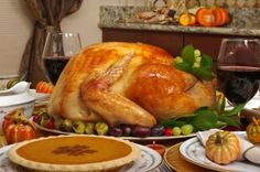 Wine pairings for Thanksgiving Dinner