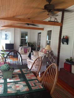 Cozy Three Season Porch 3 Season Room Pinterest
