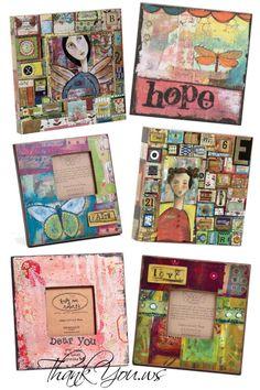 colaj cu tablouri si rame fotografii stil patchwork Faith, Floral, Artist, Scrappy Quilts, Geometry, Flowers, Artists, Loyalty, Flower