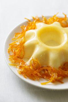 Krem pomarańczowy Lucyny Ćwierczakiewiczowej | Kuchnia nasza polska Blog