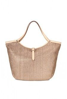 Riviera Tote - Metallic - Temporarily Out of Stock
