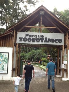 Parque Zoobotânico de Joinville.