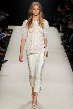 Isabel Marant | Fall 2012 Ready-to-Wear Collection | Style.com