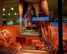 Hermes Paris, window display