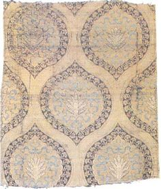 Turkish 16th c fabric