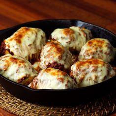 Hasselback Lasagna Potatoes - Twisted