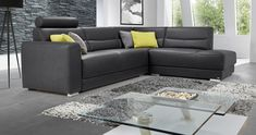 Sitzgarnitur SEDDA Guido 2 Sofas, Couch, Furniture, Home Decor, Settee, Room Decor, Settees, Couches, Couches