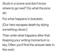 I do this all the time except I usually just write: (insert context) or (one long conversation late Book Writing Tips, Creative Writing Prompts, Writing Words, Writing Quotes, Writing Resources, Writing Help, Writing Skills, Writing Ideas, Writing Inspiration Prompts