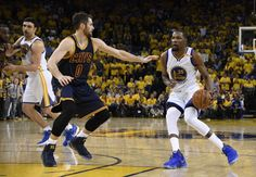 Golden State Warriors vs. Cleveland Cavaliers - 6/4/17 NBA Pick, Odds, and Prediction
