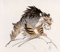 (http://665880566.r.lightningbase-cdn.com/wp-content/uploads/2011/06/deseve-tiger.jpg) The Art of Peter de Sève* • Blog/Website | (www.peterdeseve.com) • Online Store (http://www.peterdeseve.com/store.php) ★ || Please support the artists and studios featured here by buying this and other artworks in their official online stores • Find more artists at www.facebook.com/CharacterDesignReferences  and www.pinterest.com/characterdesigh and learn more about #concept #art #animation #anime #comics…