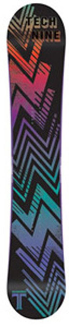 146cm Technine Glamrocker Rocker Snowboard -- Awesome products selected by Anna Churchill