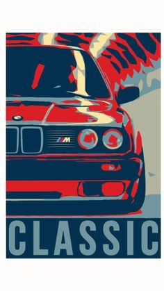 'Legend Poster by StkN Bmw Interior, Carros Bmw, Bmw E30 M3, Car Posters, Car Drawings, Automotive Art, Bmw Cars, Car Wallpapers, Cool Cars