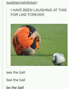 Be the ball #funnypictures