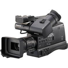 Panasonic Video Camera AG-HMC80PJ 3MOS AVCCAM HD Shoulder-Mount Camcorder