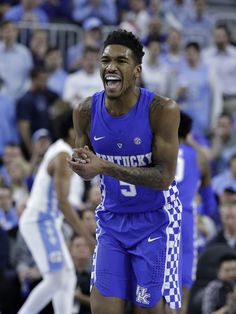 "12.17.16 ""Kentucky won, 103-100, and Malik Monk is a bad, bad man."" #BBN"