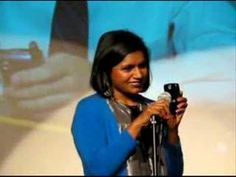 """Mindy Kaling on internet piracy: """"You know what, I would steal a car... if it was as easy as, like, touching the car, and then 30 seconds later I owned the car."""""""