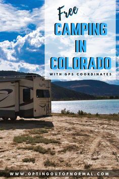Colorado is full of free camping, boondocking or disbursed camping places Best Places To Camp, Camping Places, Go Camping, Places To Go, Camping Ideas, Family Camping, Camper, Minnesota Camping, Camping Checklist