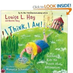 Book about Affirmations for Kids