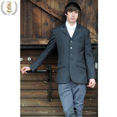 Grey Show Jacket