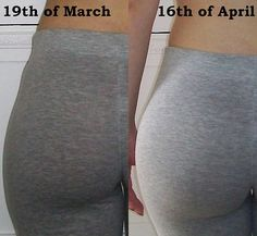 Squats  this is living proof that they work!