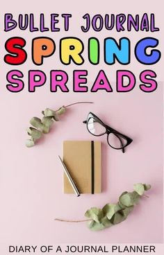 Plan out your spring-themed bullet journal spreads with these stunning page ideas! #bulletjournaltheme #springbulletjournal #bulletjournalideas Bullet Journal For Beginners, Bullet Journal Cover Page, Bullet Journal Tracker, Bullet Journal Hacks, Bullet Journal Printables, Bullet Journal How To Start A, Bullet Journal Mood, Bullet Journal Themes, Bullet Journal Spread