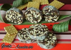 Salam de biscuiti Cereal, Muffin, Cookies, Breakfast, Desserts, Food, Kitchens, Biscuits, Morning Coffee