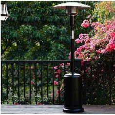 Parasol chauffant Relax 1 noir 11,7 Kw - Chauffage / Ventilation - Entretien - Entretien / rangement | GiFi