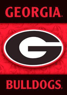 Go dawgs! Georgia Bulldogs