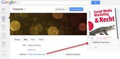 Nach Abmahnungen bei Facebook – Impressumspflicht bei Google+, Twitter, Youtube & Xing erfüllen