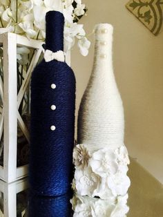 21 new Ideas wedding centerpieces rustic diy wine bottles