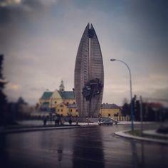Pomnik Czynu Rewolucyjnego, Rzeszów