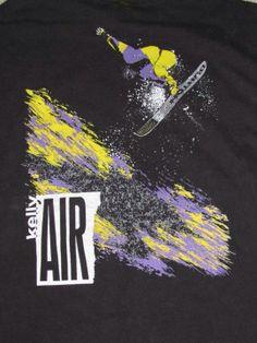 kelly air t-shirt