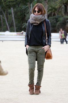 COMPARTE MI MODA: La moda femenina desde el punto de vista de las usuarias...: Barcelona en familia....