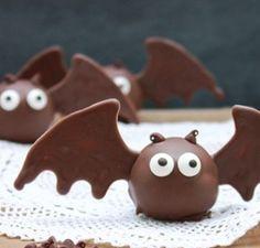 Postres para Halloween, chocolate ideas, Halloween desserts, Halloween sweets