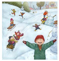Snowday - Steve Horrocks
