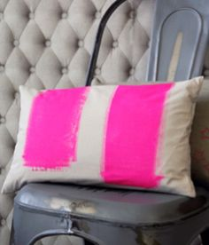 To Do This You Need White Or Grey Pillow Case Fabric Print Color
