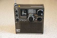 Poste Radio Sony : ICF - 5900w / MULTI BAND receiver Made In Japan
