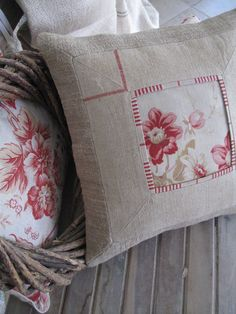 INSPIRATION: another gorgeous pillow
