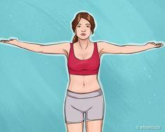 10 könnyű gyakorlat a gyönyörű karokért és a feszes mellekért | Kuffer