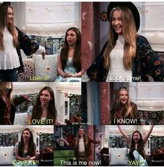 Girl meets hurricane - This is literally my favorite Riley scene ever!