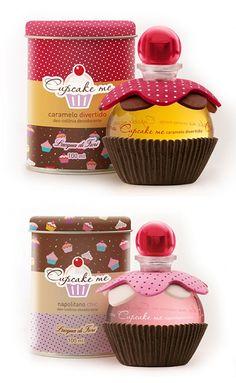 Cupcake Me Fragrances by l'aqua di fiori