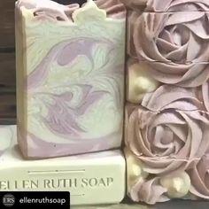 Handmade Soap Packaging, Handmade Soap Recipes, Soap Making Recipes, Handmade Soaps, 5 Minute Crafts Videos, Home Made Soap, Wood Branding, Branding Iron, Olive Oils
