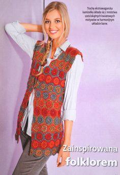 Mala Diana na szydelku 2012-03 - Mala Diana na szydelku (tricotat și croșetat) - reviste cu privire la gherghef - meserii țară