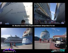 """On Princess Cruise Lines """"The Love Boat"""" to Princess Cays, St. Thomas & St Maarten  www. DreamVacationsKC.Com"""