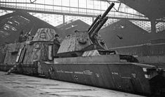 Axis WWII Discussion Group: German Armored Train in French film