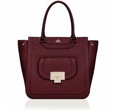 The perfect bag- love the color! Milli Millu - The Zurich Work Laptop Handbag