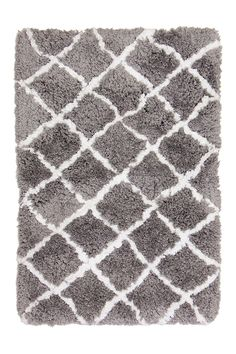 Shaggy Geometric 160x220cm Rug SKU: 6301020954001 R1,500.00 Availability: In stock, bag it now! Selected Colour: CHARCOAL