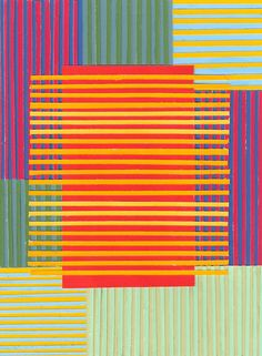 josef albers - interaction of color
