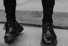 Shoes / Black and White Photography
